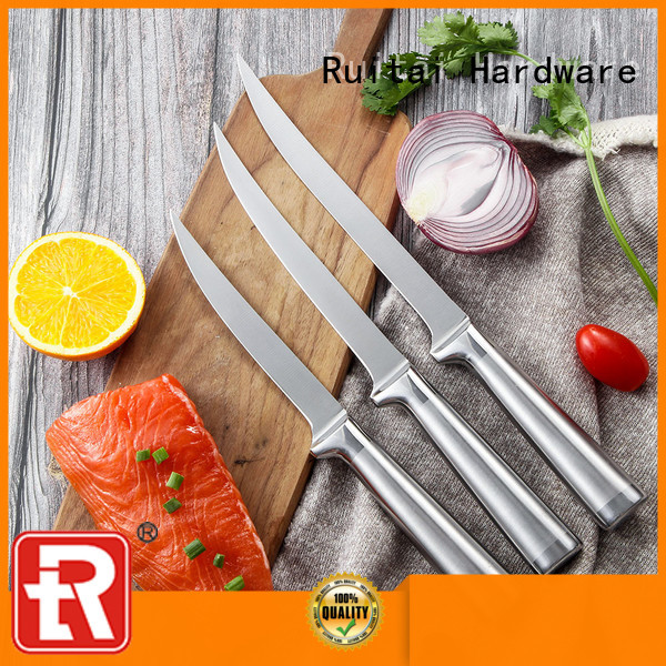 Ruitai sale best home cutlery set suppliers for mincing