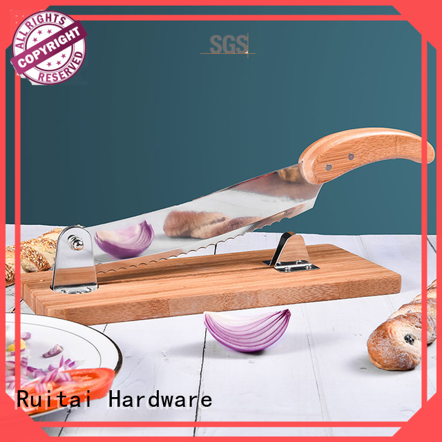 Ruitai Latest bread knife price suppliers for Pâtissier