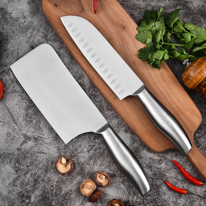 RUITAI 7 Inch Stainless Steel Kitchen Knife Set Sale K1036-02T