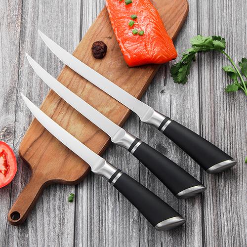 Fillet Boning Knife Kitchen Fish Knife TPR Handle RUITAI K1038-03T