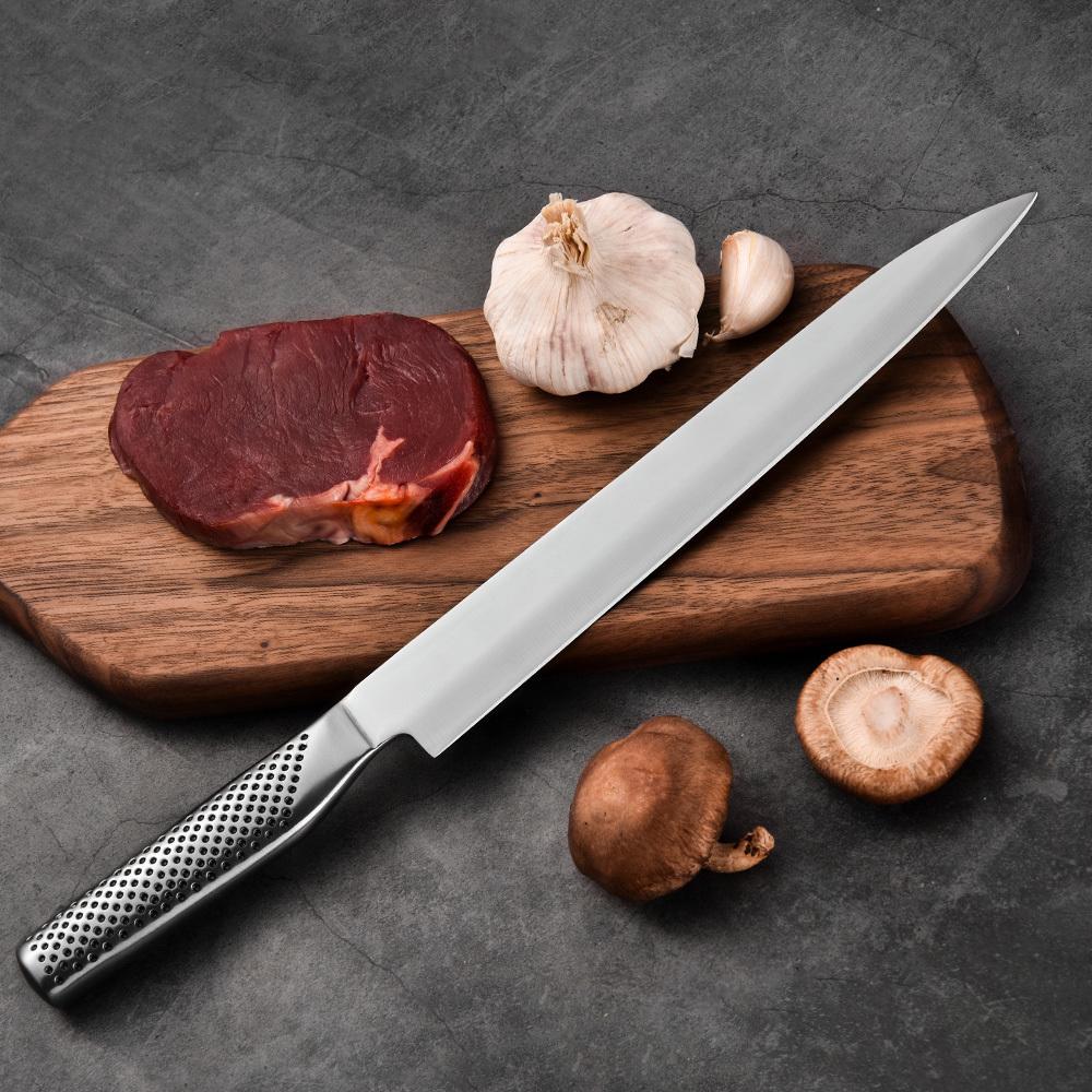 Japanese Yanagiba Sushi Knife Extremely Sharp 10-Inch RUITAI K1893