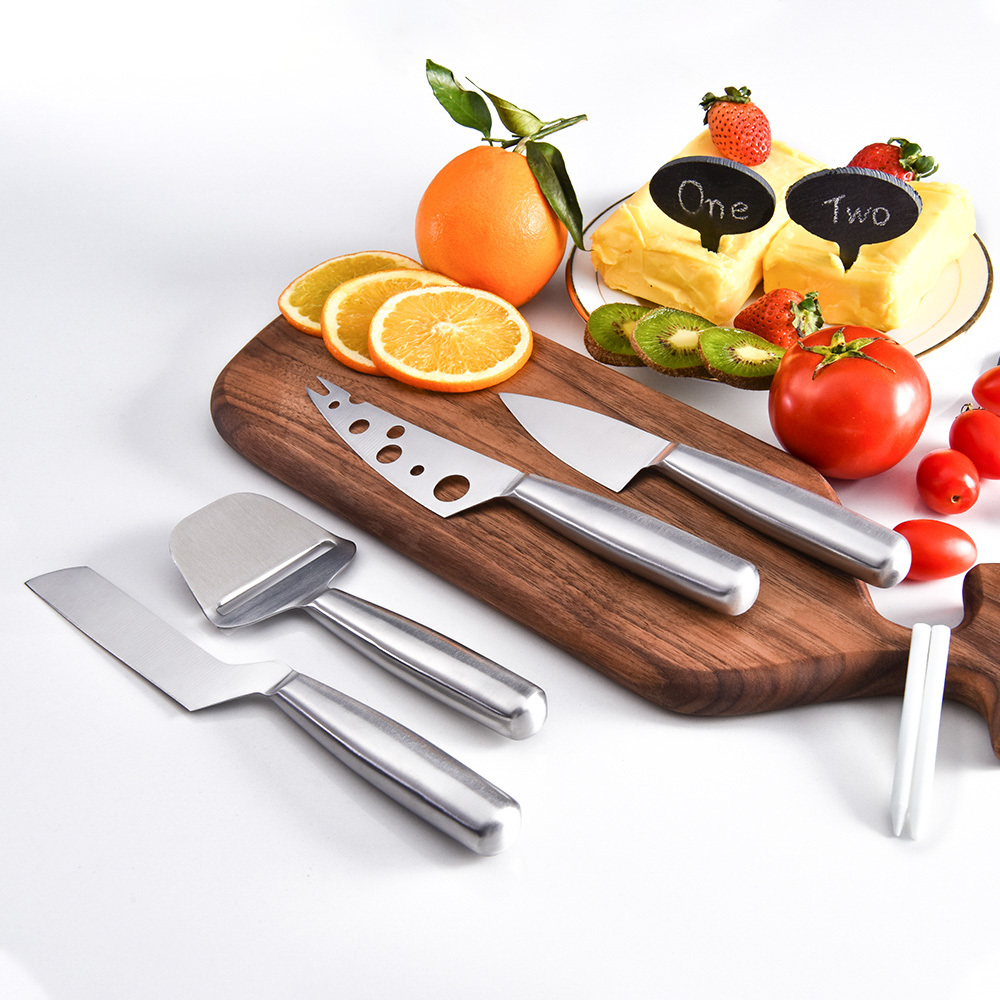 Butter Cheese Knife Set Premium 9 Pieces For Gift Ruitai K1363-04T