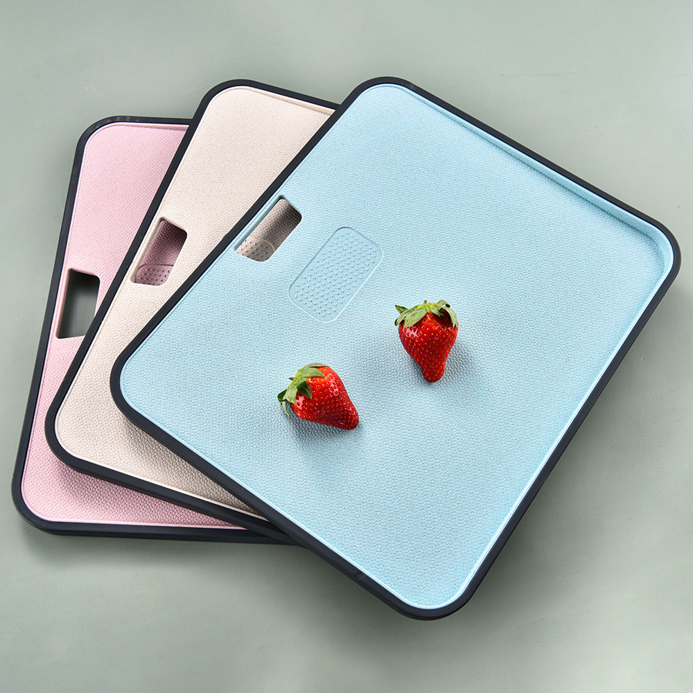Kitchen Chopping Board Reversible Juice Groove With Grinding Area RUITAI Z11