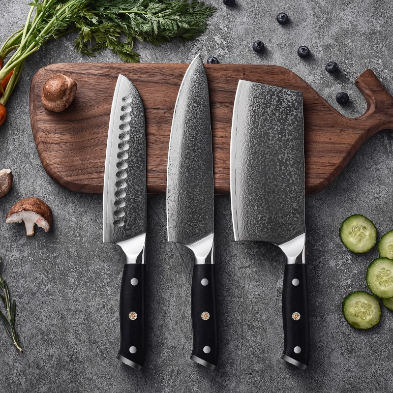 custom chef knives