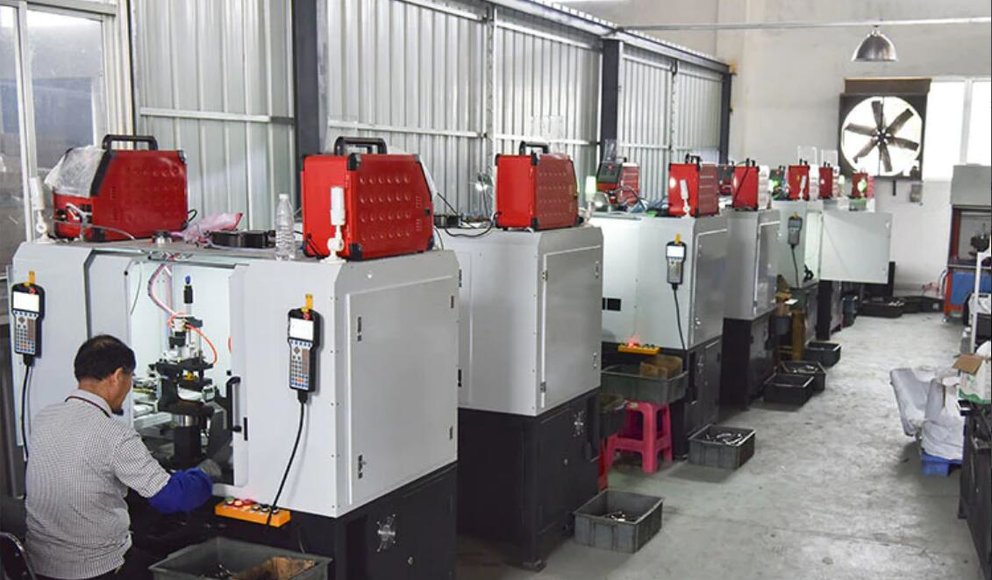 RUITAI Advanced Automatic Welding Machines