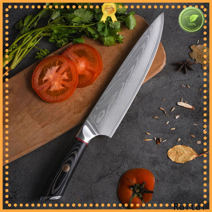 Ruitai chef knife damascus Suppliers for family