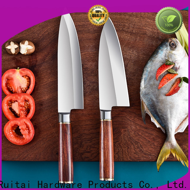 Ruitai Top butcher knife set for business for chopping