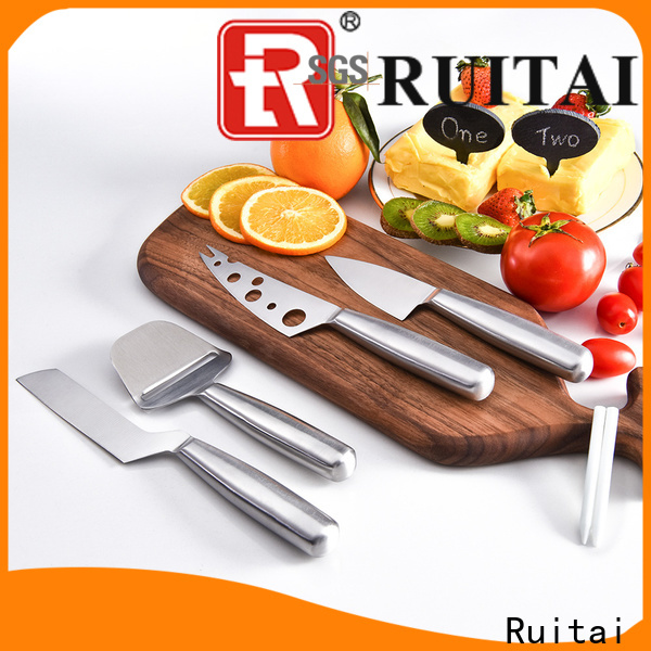 New set of 4 cheese knives k136309t for business