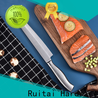 Ruitai Latest yoshihiro blue steel hongasumi yanagi sushi knife factory for sashimi cutting