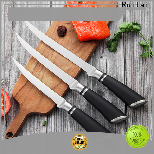Custom kitchen knife kits gm1712 for business for cook