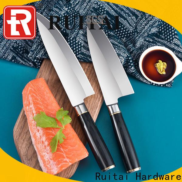 Ruitai rutiai high end kitchen knife set company for chef