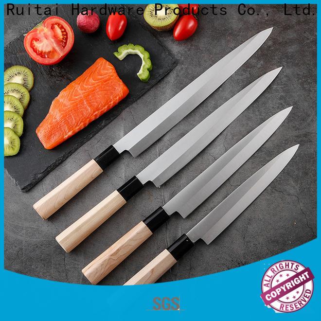 Latest global sushi knife sushi supply for fish cutting