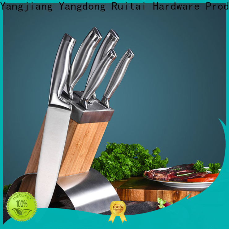 Ruitai Wholesale cheese knife set company for chef