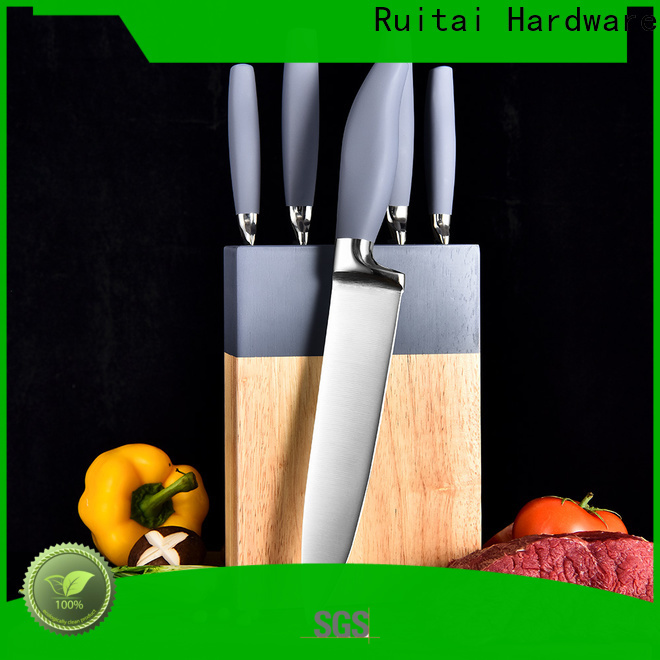 Ruitai High-quality japanese chef knife set manufacturers for kitchen