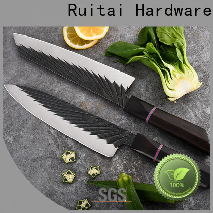 Ruitai New kitchen knives damascus steel company for cook