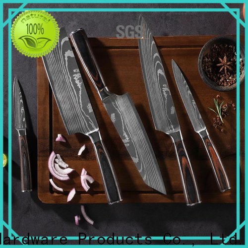 Ruitai Top chef knife damascus company for family