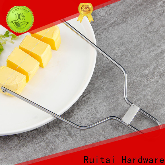 Ruitai butter cheap cheese knives manufacturers for chef