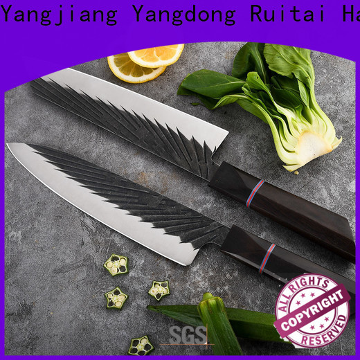 Ruitai High-quality kitchen knives damascus steel for business for chef