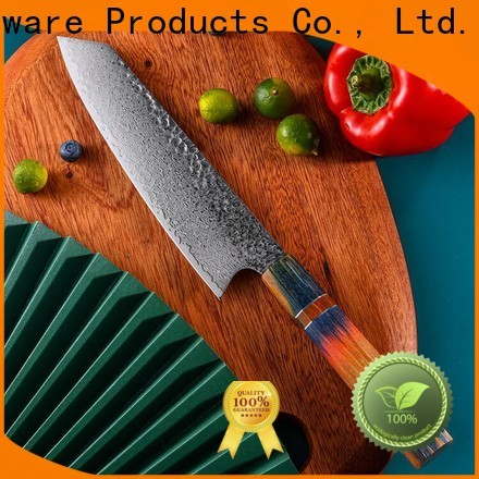 Ruitai High-quality damascus kitchen knife blank for business for chef