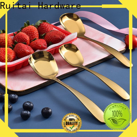 Ruitai New good cutlery set manufacturers for party use