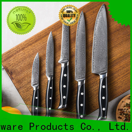 Ruitai kitchen knife damascus steel for business for kitchen