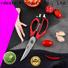 Ruitai pattern lakeland kitchen scissors manufacturers for chef
