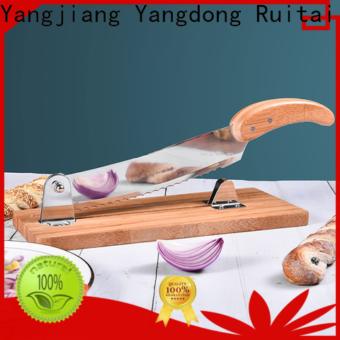 Ruitai steel how to care for a bread knife company for bread cutting