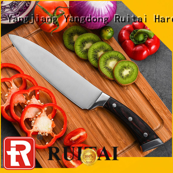 Ruitai Best chefs and their knives for business for kitchen