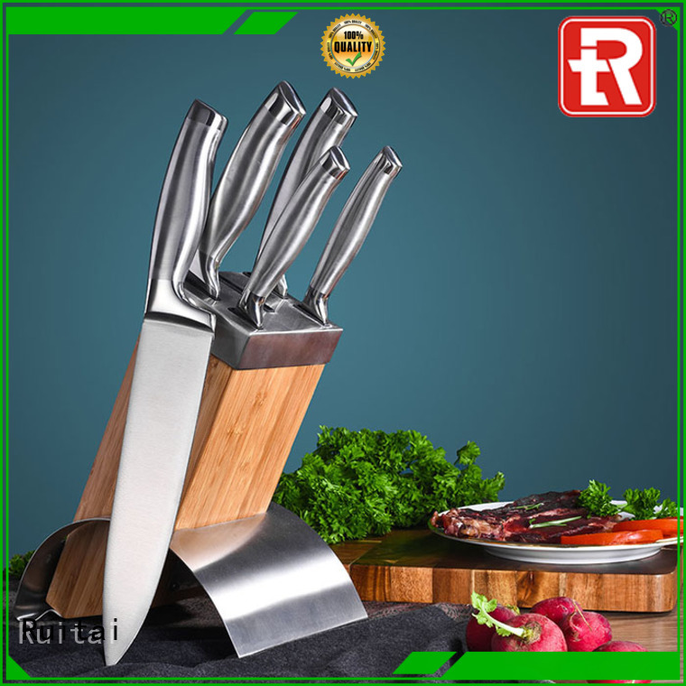 Ruitai Wholesale swiss kitchen knives for business for chef