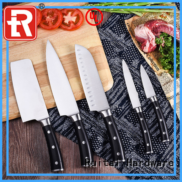 Ruitai k103606t top rated kitchen knife set manufacturers for cook