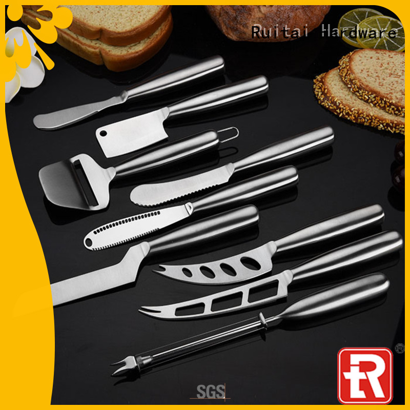 Ruitai cutter cb2 cheese knives factory for cutting cheese