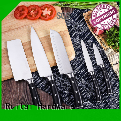 Ruitai Best quality knife block for business for kitchen