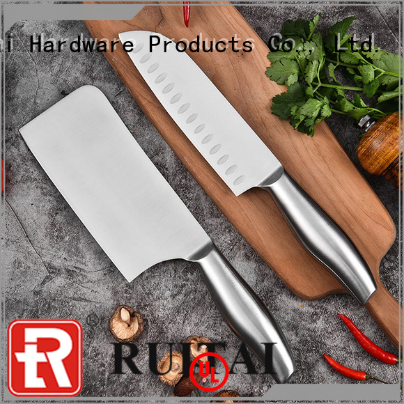 Ruitai Top house cutlery set manufacturers for chef