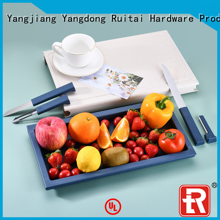 Ruitai plastic cutting board company for chef