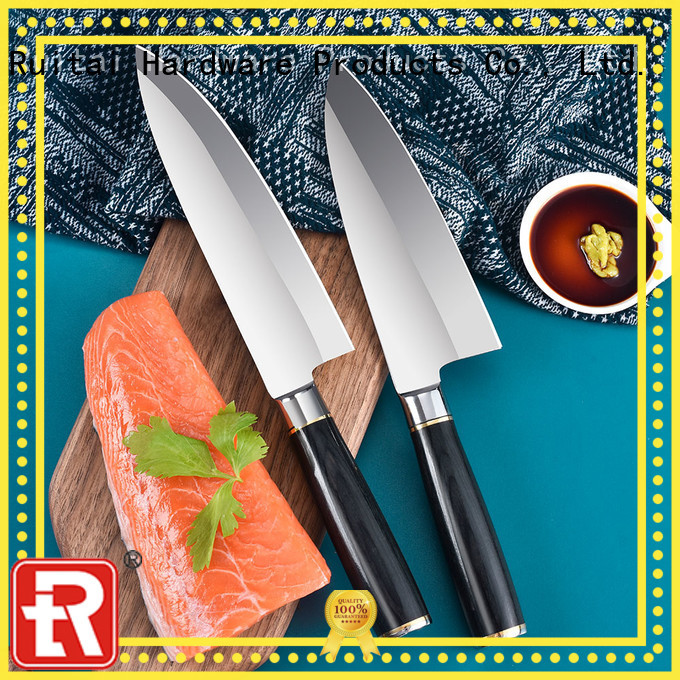 New recommended cutlery sets gm160503t company for slicing