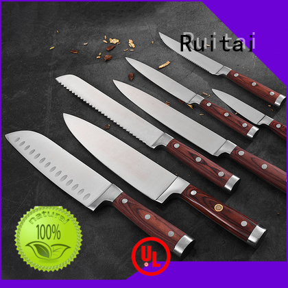 Ruitai High-quality cutlery set deals company for chef