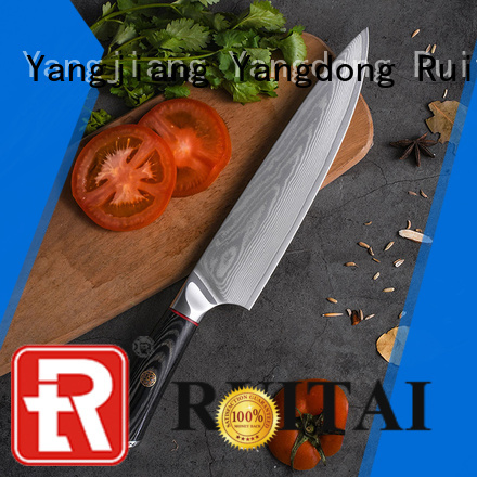 Ruitai Wholesale best cutlery set suppliers for slicing