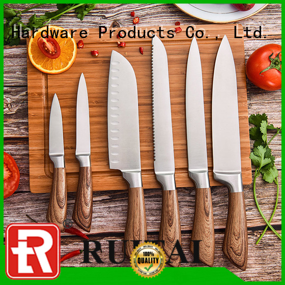 Ruitai Custom quality cutlery sets for business for slicing