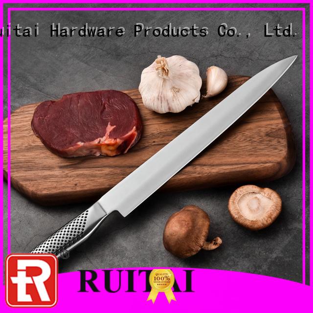 Ruitai Custom sushi knife price for business for sashimi cutting
