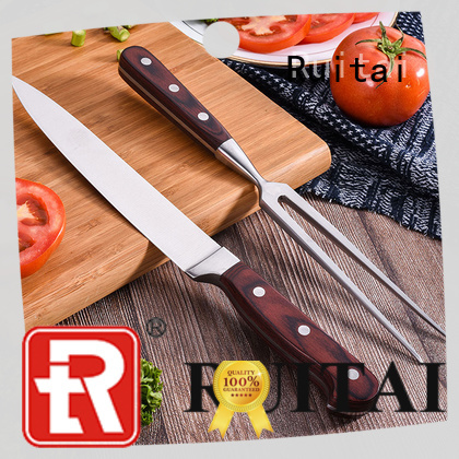 Ruitai marble kitchen cutlery knife sets company for cook