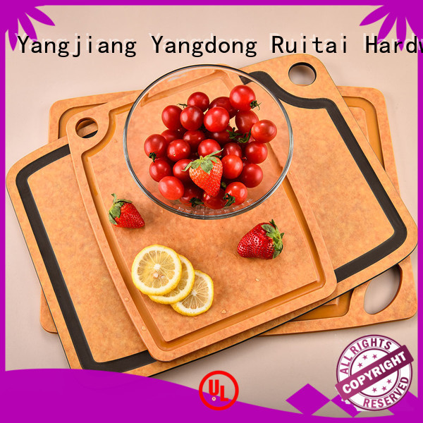 Ruitai cutting board with handle company for family
