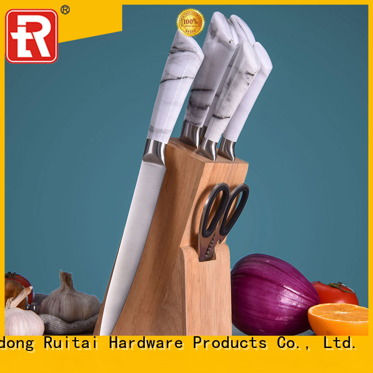Ruitai k61305t great kitchen knife set manufacturers for mincing