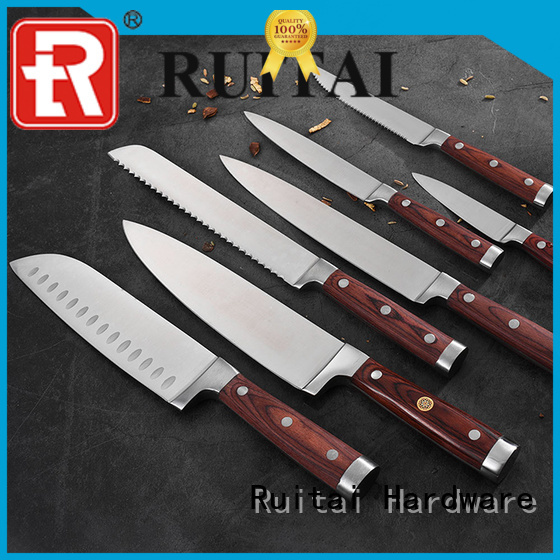 Ruitai inch best knife block suppliers for cook