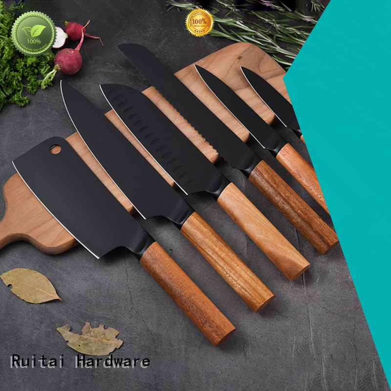 Ruitai cooking best kitchen knife set 2016 company for chef