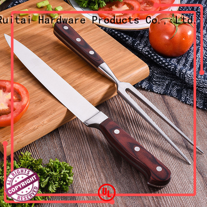Ruitai Wholesale kitchenware knife set manufacturers for cook