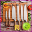 New best rated knife block sets tpr manufacturers for chopping