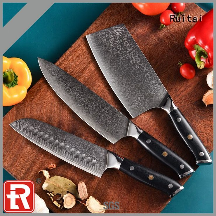 Ruitai Wholesale professional kitchen cutlery for business for slicing