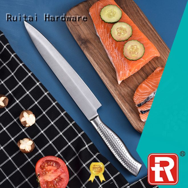 Custom global sushi knife sushi supply for sashimi cutting