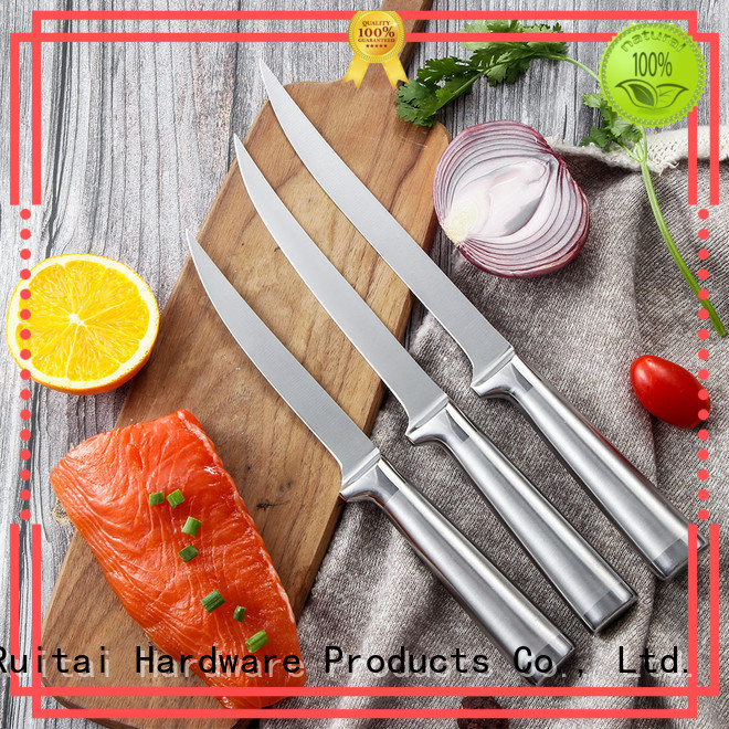 Ruitai Wholesale best chefs knives set company for slicing