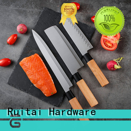 Ruitai Wholesale fine kitchen knives factory for chef